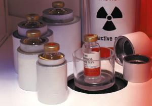 Rádiofarmaká určené naterapiu